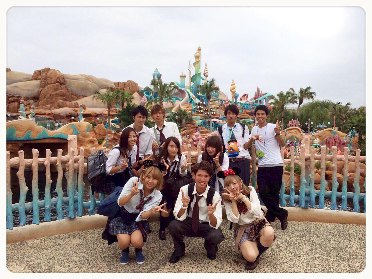制服ディズニー! | ミスター武蔵野コンテスト2014 entryno.4 沼田拓海
